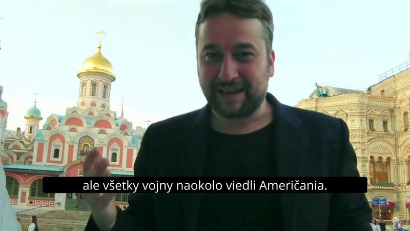 03.07.2019 Ľuboš Blaha v Moskve