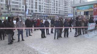 Бухой охранник за 200 рублей домстился до кутузки