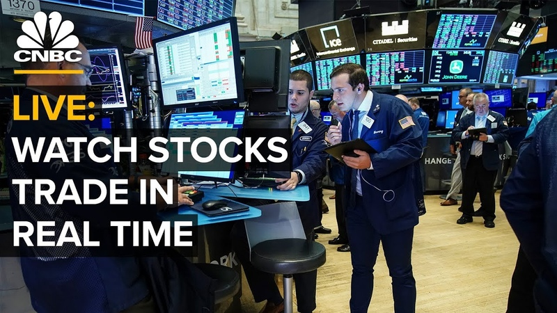 Watch stocks trade in real time – 09/03/2019