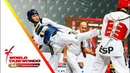 Taoyuan 2018 World Taekwondo GP Final male 58kg Tae Hun KIM KOR vs Jesus TORTOSA CABRERA ESP