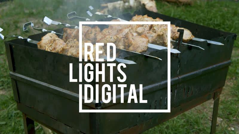 1 год RLD Корпоративное видео с совместного похода в Лес
