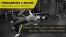 Упражнения с весом для Самолета, Креста Exercises with weights for maltese, iron cross