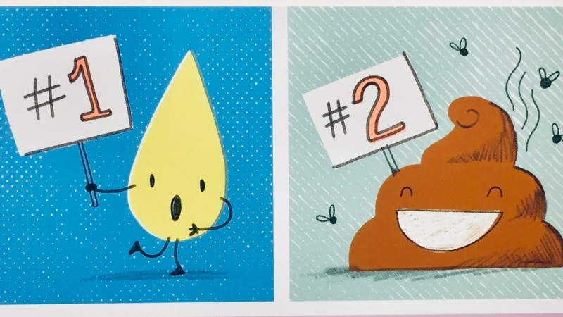 SUPER POOPER AND WHIZZ KID: POTTY POWER! by R S Moyle Read Aloud by Books Read Aloud For Children