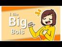 I like big Bois animation meme