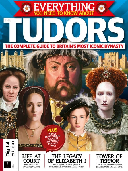 All About History Everything you need to know about Tudors 1st Edition