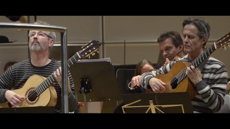 New! Eos Guitar Quartet Leo Brouwer play Brouwer/Gismonti - Towner
