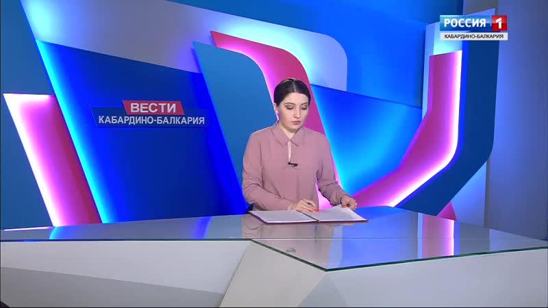 Часы и переход на ГТРК Кабардино-Балкария (Россия 1, 13.05.2019)