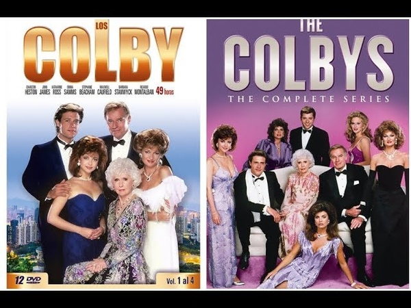 Los Colby Cap 5 *La sombra del pasado*