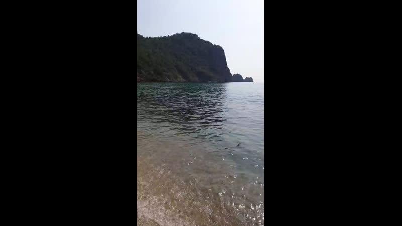 Пляж Клеопатра. Супер