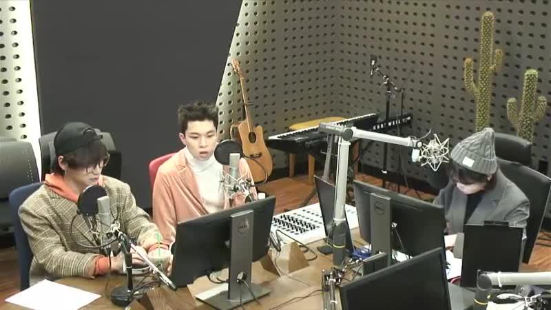 [30.11.18] AKMU Suhyun's Volume Up @ (Jaehyun, Hweseung)