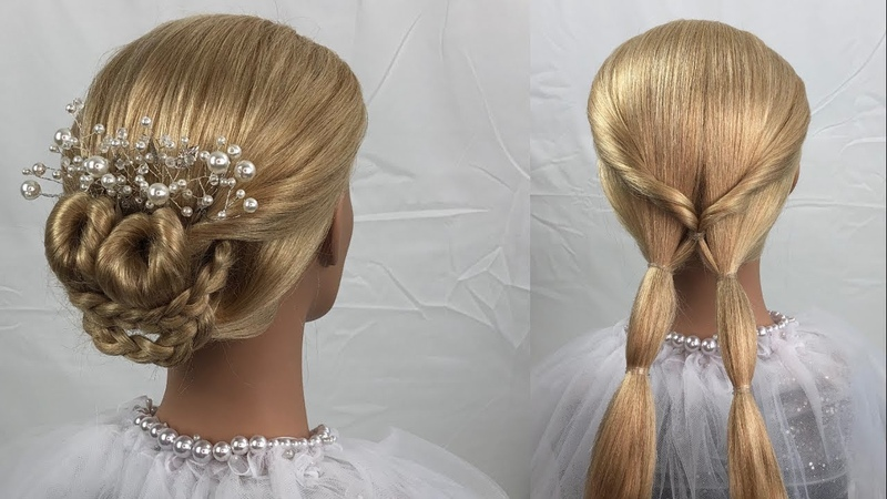 Bun Hairstyle For Wedding Step By Step Tips and tricks