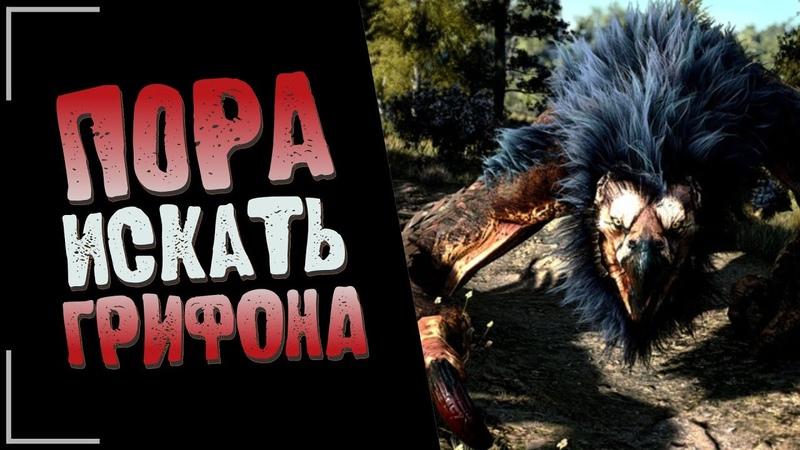 05 The Witcher 3 | Начинаем поиски Грифона | ВЕДЬМАК 3 | прохождение мнение обзор