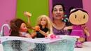 Barbie oyunu Şila için 'el yıkama' masalı