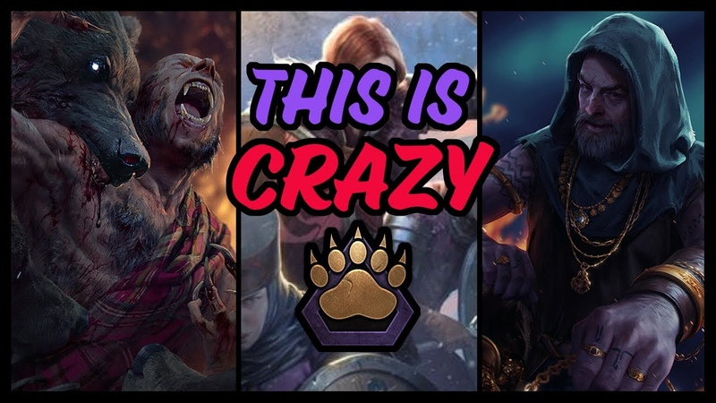 Gwent Lippy And Double Cerys Is So Insane Ursine Ritual Deck