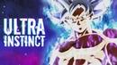 Mastered Ultra Instinct GOKU VS JIREN Dragon Ball Super Remix AMV