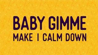 Seyi Shay & Teyana Taylor - Gimme Love Remix [Official Lyric Video]