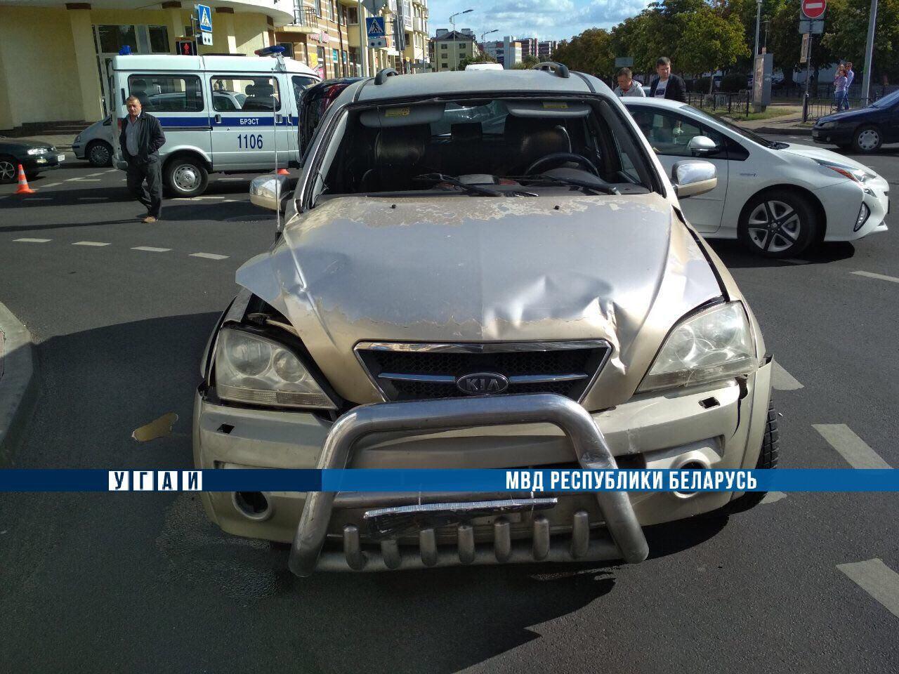 В ГАИ рассказали о подробностях ДТП на бульваре: пострадала пассажирка