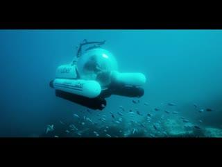Uber запустит в Австралии «подводное такси» — субмарину ScUber