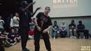 KID NY SIREN VS SILK BOOGIE ARTFUL D \\ THE OV BATTLE \\ THE QUARTER FINALS | Danceprojectfo