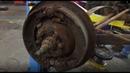 ПОЛУТОРКА: Передняя балка, устройство тормозов. 75 лет под водой