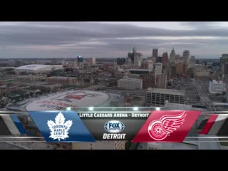NHL 2019-20 / PS /  / Toronto Maple Leafs @ Detroit Red Wings