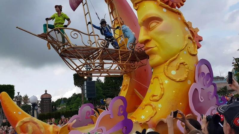 Парад Героев Disneyland Paris От начала до конца