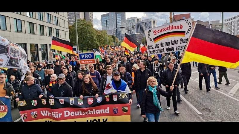 Wir sind ein tolles Volk - Rede Heidi Mund zum Nationalfeiertag 2019 in Berlin