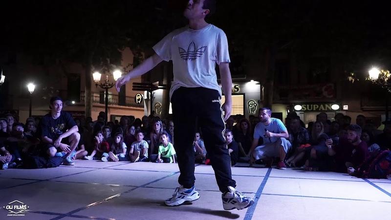 A D vs Guille | Bboy Final | Cultura Urbana 2019 | OLIFILMS