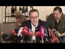 Heinz Christian Strache FPÖ gibt seinen Rückzug aus der Politik bekannt