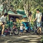Велоприцеп для детей