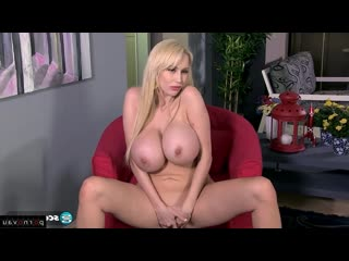 Sandra Star [Orgasms Big boobs Blondes Masturbation Toys / Milkings, boobs, Shaved, Solo, Dildo and vibrator]