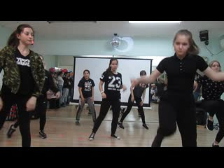 Girly Hip Hop, концерт на 10 летие Танцемании