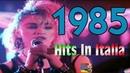 1985 - Tutti i più grandi successi musicali in Italia