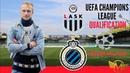 ЛАСК Брюгге прогноз 20 08 2019 LASK Linz Club Brugge