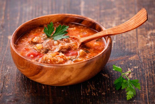 Как правильно готовить суп харчо, изображение №3