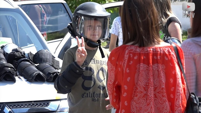 Служити і захищати День Національної поліції