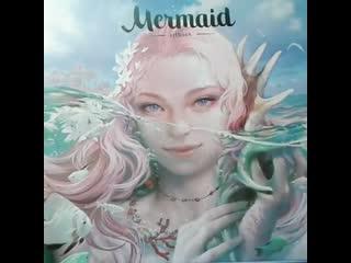 Mermaid artbook