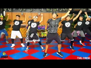 X (equis) by nicky jam ft zumba® tml crew jay laurente