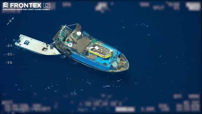 Frontex enttarnt Schlepper