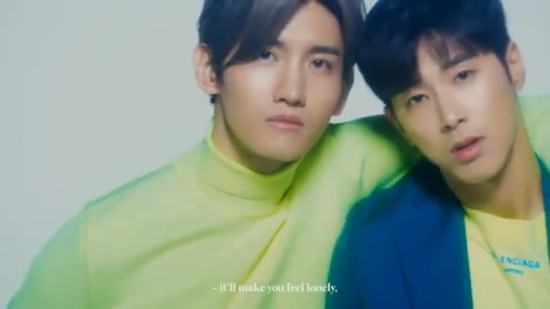 This is how I want it. - Just in full length - - 동방신기 TVXQ 東方神起 Changmin Yunho 윤호 창민