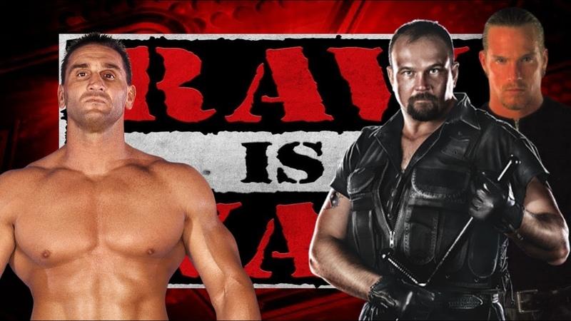 WWE 2K19 Ken Shamrock vs Big Boss Man Test (The Corporation), Raw Is War '99, Handicap Match