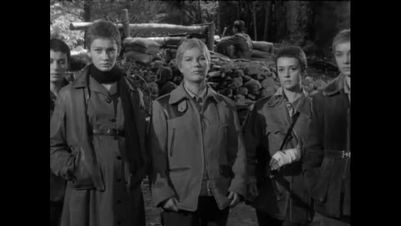 ◄5 Branded Women(1960)Пять опозоренных женщин*реж.Мартин Ритт