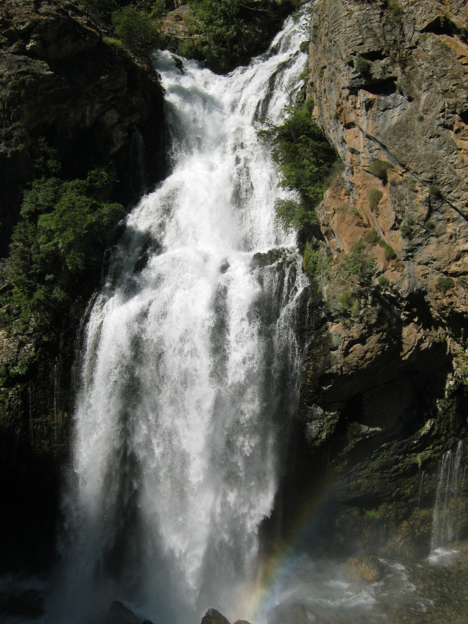водопад Капузбаши