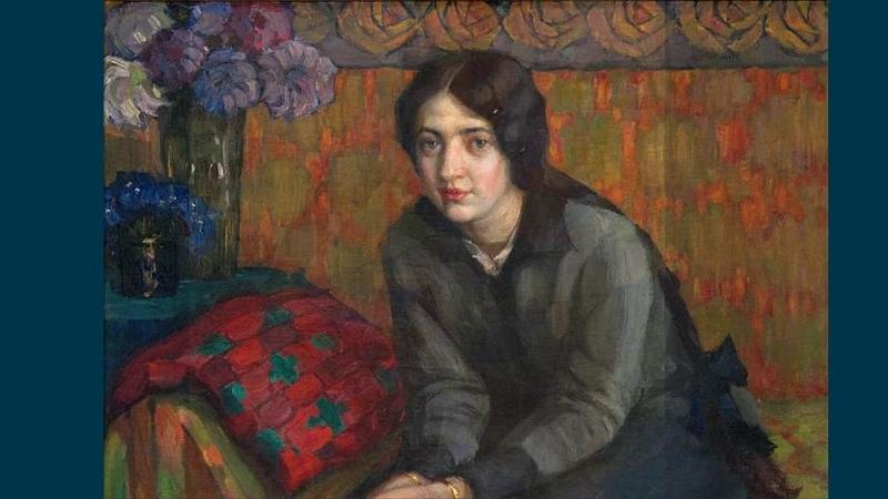 Делла-Вос-Кардовская Ольга Людвиговна (1875-52)