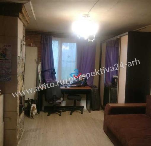 купить 2-комнатную Архангельск ул Кедрова 16 112