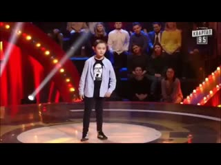 Павел Степанчиков рассмешил комиков и выиграл  гривен