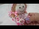 Faça você mesmo uma linda lembrançinha de bonequinha feita com sabonete *com Cris Pinheiro *