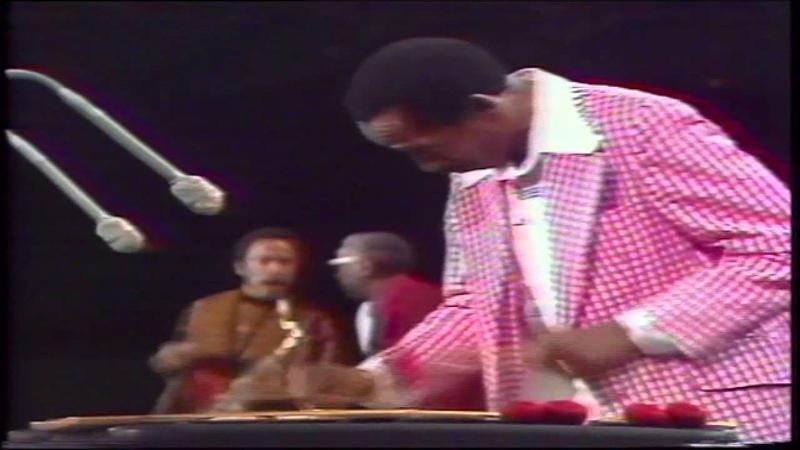 Count Basie Jam Billie's Bounce Norman Granz' Jazz In Montreux 1975