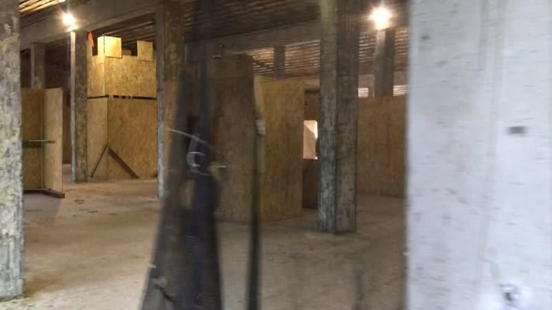 Крытый полигон Батл Арена Площадка 2