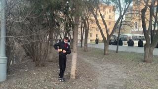 Ещё одна провокация в Челябинске. 😎